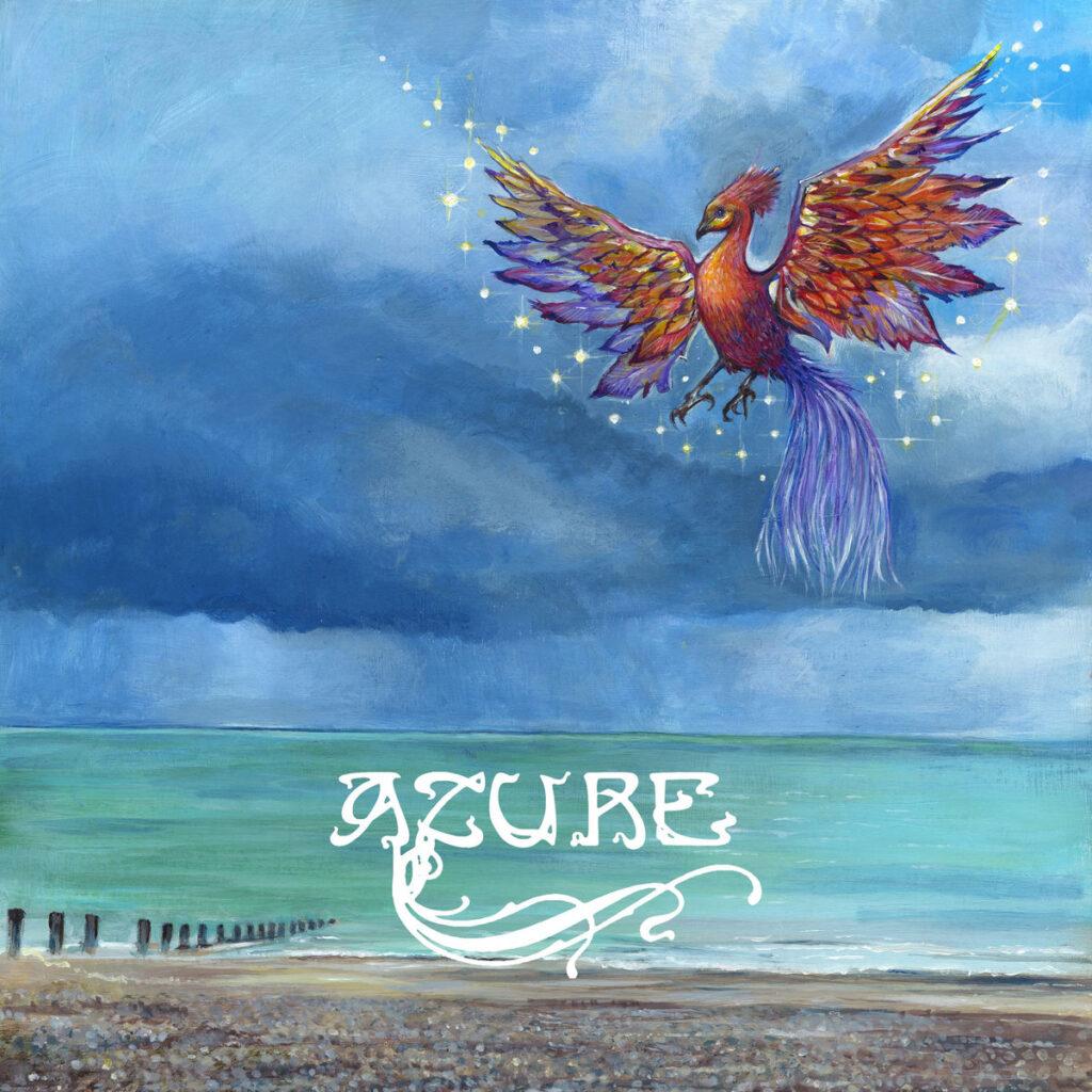 Azure Of Brine and Angels Beaks